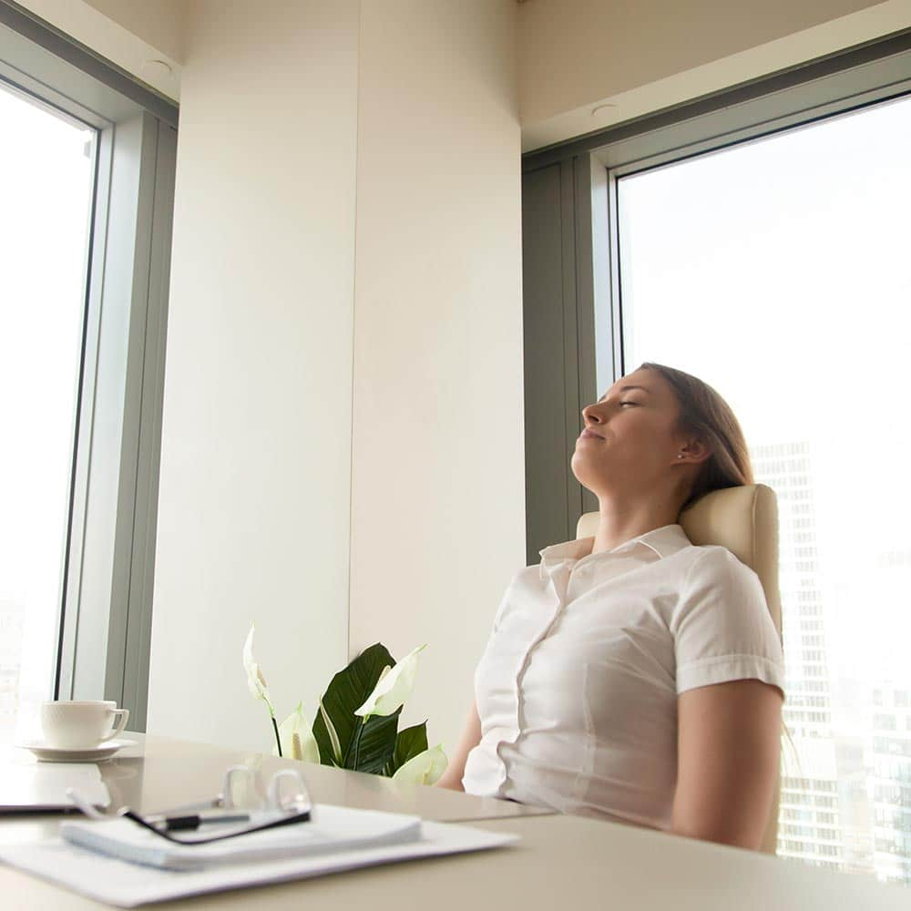 Respirer, la clé pour se détendre, se concentrer, s'endormir, retrouver l'énergie