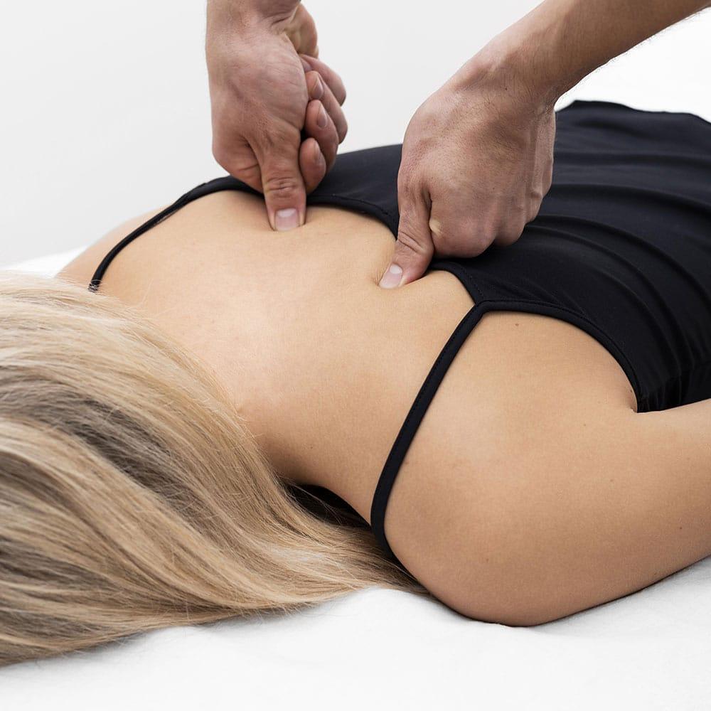 """Massage allongé en entreprise – Shiatsu et Thaï """"Sur-mesure"""""""
