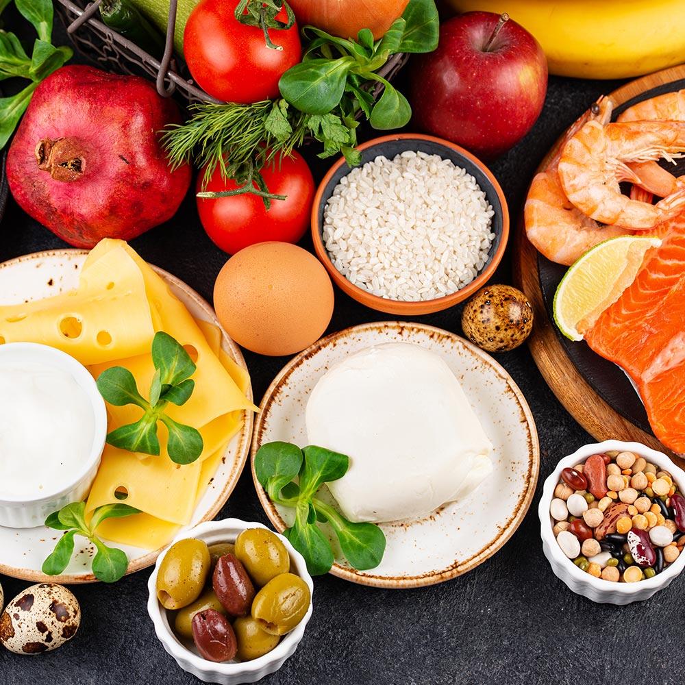 Stress et alimentation : les bases d'une alimentation équilibrée